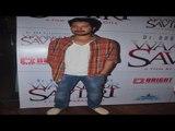 Rajat Barmecha Spotted @ First Look Launch Of Film Warrior Savitri