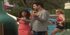 Sunny Leone's Hubby Daniel Weber Caught Dancing With Bikini Clad Women!