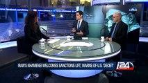 01/19: Iran's Khamenei welcomes sanctions lift, warns of U.S. 'deceit'