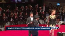 01/19: Spike Lee to boycott Oscars over all-white nominees