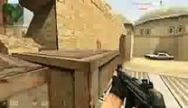 Counter Strike Source Gameplay - Dust 2