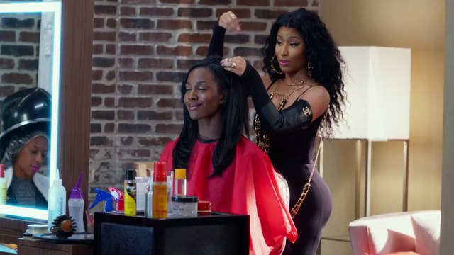 Barbershop׃ The Next Cut Official Trailer #2 (2016) - Ice Cube, Nicki Minaj Movie HD