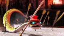 Crazy Crossover! Shrek & Kung Fu Panda-!- - KUNG FU PANDA 3
