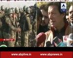 Chairman of Pakistan Tehreek-e-Insaf, Imran Khan condemns the terror attack on Bacha Khan