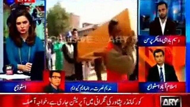 Nadeem Nusrat expressed his grief & sorrow on Charsadda attack demands actions against jet black terrorist