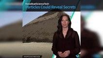 Les pyramides d'Egypte passent une radio aux rayons cosmiques
