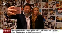 Paris Hilton découvre l'art du selfie ! - ZAPPING TÉLÉ DU 20/01/2016