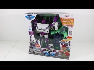 또봇W 실드론 말하는 로봇 장난감 변신 놀이[또이]