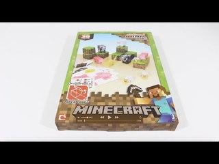 마인크래프트 페이퍼크래프트 - Minecraft Papercraft Animal Mobs