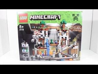 2015년 마인크래프트 레고 - 21118 The Mine [또이]