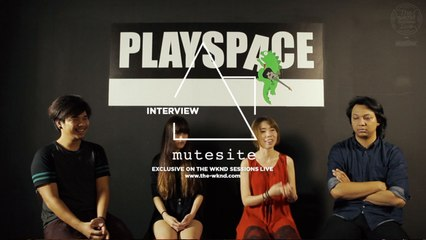 Mutesite - Mutesite | Interview (Exclusive on The Wknd Sessions, #104)