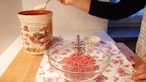 Sulu Köfte Tarifi   Sulu Köfte Yemeği Nasıl Yapılır   Bulgurlu Etli Yemek Tarifleri