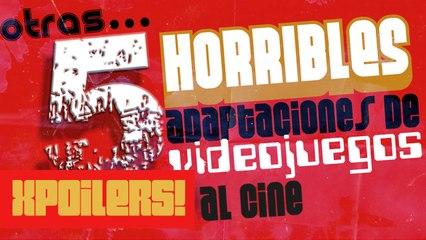 Otras 5 horribles adaptaciones de videojuegos al cine, parte II | XPOILERS!