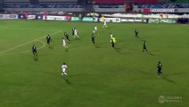 1-1 Morgan Kamin Goal France  Coupe de France  Round 10 - 20.01.2016, Évian Thonon Gaillard 1-1 AS Monaco