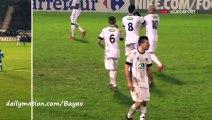 Karim Azamoum Goal HD - Concarneau 1-3 Troyes - 20-01-2016 Coupe de France
