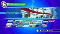 Dragon Ball Xenoverse : PASADO VS FUTURO - Goku Gohan Krilin VS C17 C18 TRUNKS Y GOHAN DEL FUTURO