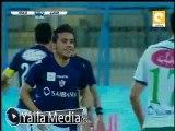 اهداف مباراة ( الزمالك 1-0 المصرى ) الدورى المصرى