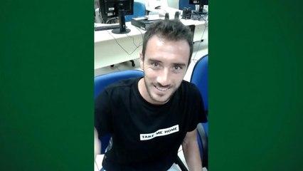 Em vídeo, Mancuello diz: 'Vim para ganhar do Vasco