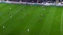 Goal Georges-Kevin N'Koudou ~ Marseille 1-0 Montpellier ~