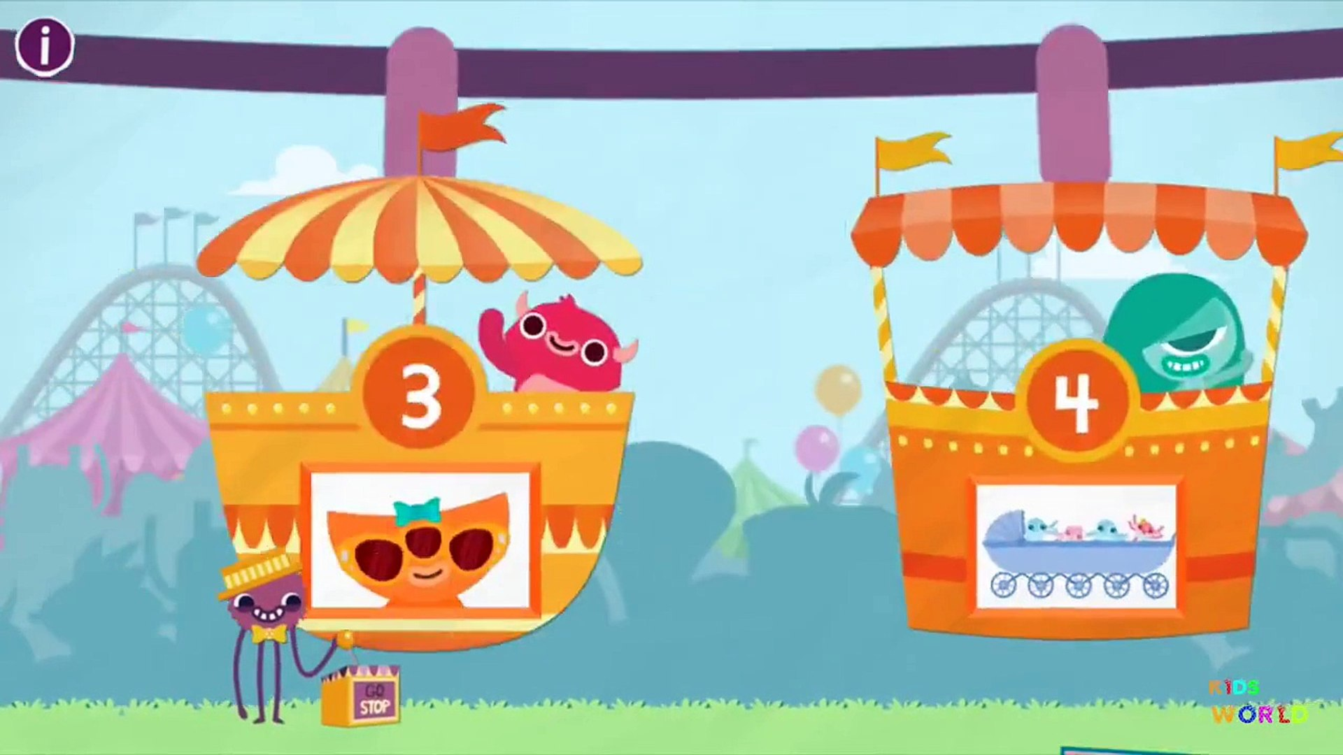 Endless Number, Kids Education Apps, Learn to Count to 10