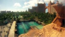 Atlantis Resort | Water Slides | Bahamas | Paradise Island