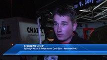 D!CI TV : Rallye Monte Carlo : Florent Joly livre son ressenti du shakedown