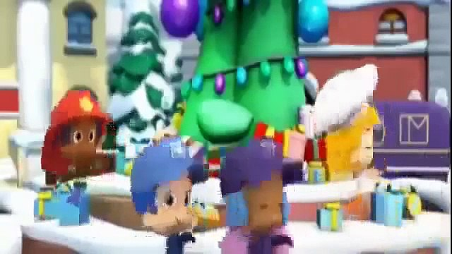 Bubble Guppies Happy Holidays Mr Grumpfish Full Episode 2014