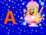 abc italiano - impara lalfabeto con spongebob - italiano per bambini - 2016