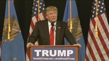 Donald Trump Hits Ted Cruz, Says ?Goldman Sachs Owns Him?