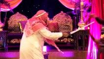 Funny Mehndi Dance - Desi vs. Arab skit! Pakistani wedding Hammad + Mehar, Part 1 3