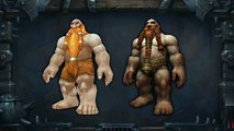 New Male Dwarf Race Model - Blizzcon 2013 - World of Warcraft: Warlords of Draenor