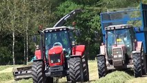 Silage 12 Trailed Reco & 5 Massey Ferguson Pantethill gtritchie5