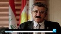 Irak : à Sinjar, les soldats kurdes découvrent l'horreur des charniers du groupe Etat islamique