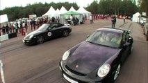 Porsche 911 Turbo Stage 2 vs Porsche 911 GT2