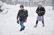 Başkent Ankara ve 6 İlde Okullara Kar Tatili