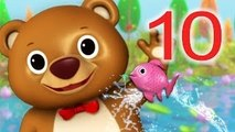 12345 Once I Caught A Fish Alive! - Nursery Rhymes