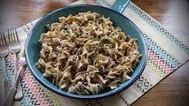 Beef Recipes - How to Make Simple Beef Stroganoff