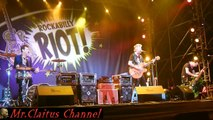 ▲Brian Setzer - Sexy and seventeen (with S.J.Phantom) - Rockabilly Riot - Italy (July 2011)