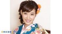 花岡なつみ「二十歳になるのでもっと大人っぽさを引き出す!」晴れ着女優インタビュー!