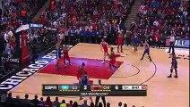 Stephen Curry & Derrick Rose Duel - Warriors vs Bulls - January 20, 2016 - NBA 2015-16 Season