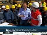 Ecuador: arrancan obras del Metro de Quito