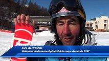 D!CI TV : Rencontre avec Luc Alphand qui évoque Valentin Giraud Moine