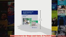 Download PDF  Acupuncture for Dogs and Cats A Pocket Atlas FULL FREE