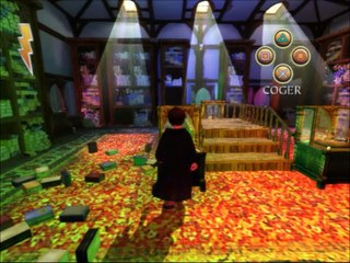 Harry Potter y la Piedra Filosofal Gameplay en Español - Capítulo 1