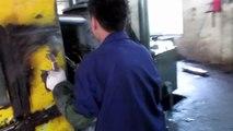 Furniture Hardware, Furniture Fittings and Cabinet Hardware - China: Glass Sliding Doors Locks / Production 4