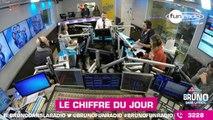 Bruno dans ton couple (21/01/2016) - Best Of en Images de Bruno dans la Radio