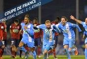 Coupe de France, 16e de finale : Trélissac-LOSC (1-1, 4 tab 2), les buts
