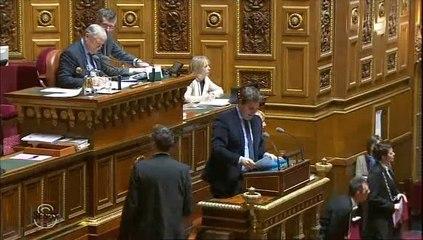 """Intervention à la tribune du Sénat du 13 janvier 2016 : """"les normes étouffent le développement de nos territoires"""""""