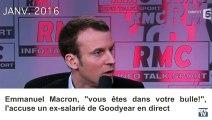 """Buzz : Quand Emmanuel Macron découvre la """" vraie vie """" (après l'avoir connue par procuration) !"""