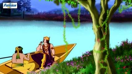 Bakasur Ka Vadh - Krishna - Hindi -  (720p)